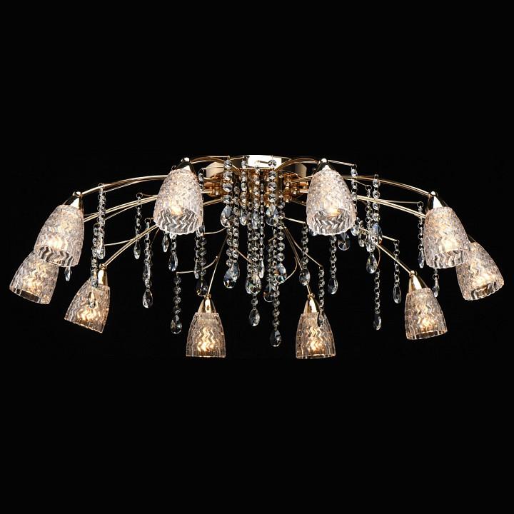 Потолочная люстра MW-Light Подснежник 4 294015910 | интернет-магазин SHOWROOMS