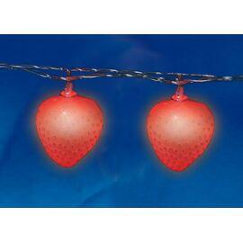 Гирлянда Супернить [4 м] Uniel ULD-S0400 ULD-S0400-010/STB/2AA RED IP20 STRAWBERRY   интернет-магазин SHOWROOMS