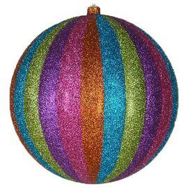 Елочный шар [25 см] Карусель 502-089   интернет-магазин SHOWROOMS