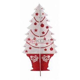Ель новогодняя (30x56 см) складная 502-392 | интернет-магазин SHOWROOMS