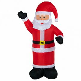 Дед Мороз световой (1.8 м) Дед Мороз приветствует 511-114 | интернет-магазин SHOWROOMS