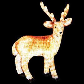 Зверь световой (1 м) Бурый олень 513-305 | интернет-магазин SHOWROOMS