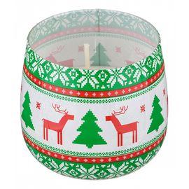 Свеча ароматическая (8x7 см) Sweet Christmas 348-471 | интернет-магазин SHOWROOMS