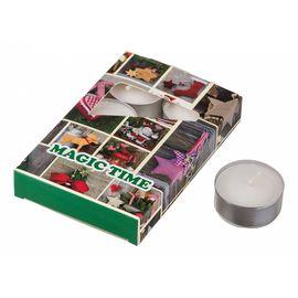 Набор из 6 свечей ароматических (4x2 см) Magic time 348-474 | интернет-магазин SHOWROOMS