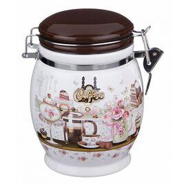 Банка для пищевых продуктов (15 см) Coffee 358-898 | интернет-магазин SHOWROOMS