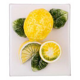 Панно (13х7х16 см) Лимон 628-654 | интернет-магазин SHOWROOMS