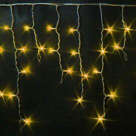 Бахрома световая (3х0.5 м) RL-i3*0.5-T/Y | интернет-магазин SHOWROOMS