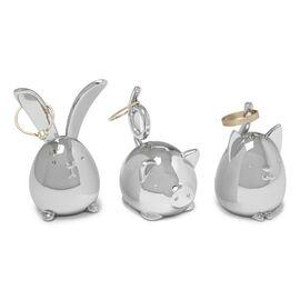 Набор из 3 держателей для украшений (3.4x4.6x5.8 см) Squiggy 1012743-158 | интернет-магазин SHOWROOMS