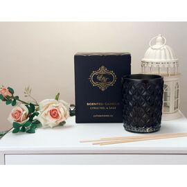 Свеча ароматическая Цитрус и Шалфей Св.8 | интернет-магазин SHOWROOMS