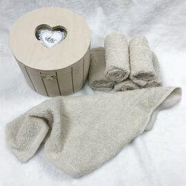 Набор из 6 полотенец для рук (30x30 см) Бонита   интернет-магазин SHOWROOMS