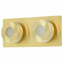 Накладной светильник DeMarkt Пунктум 549020502 | интернет-магазин SHOWROOMS